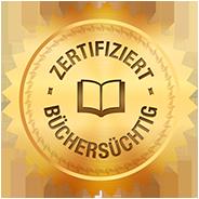 Zertifiziert Büchersüchtig